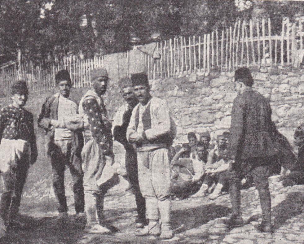 Soldats anatoliens