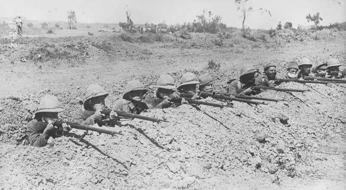 Soldats français